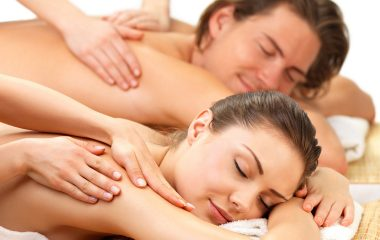 Full Thermal Path Sorrento Flats SPA Massages